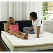 Memory foam mattress topper TC-MT01
