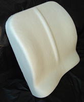 Lumbar support pillow  TC-BC02