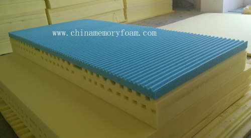 Deluxe memory foam mattress TC-SM06