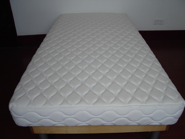 Premium mattress with quilted cover
