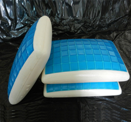 Cooling GEL Travel pillow TC-GP01T
