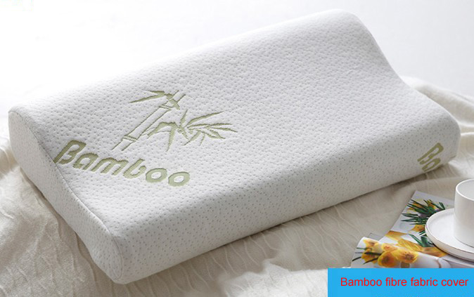 Bamboo pillow with ventilated holesTC-BP01H